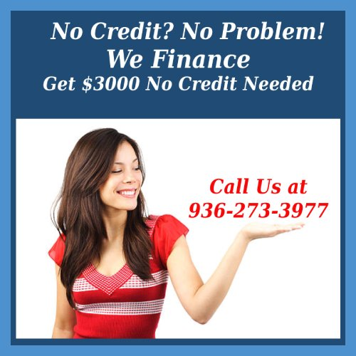 Call Us for Financing